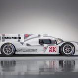 Reflejos del Porsche 919 Hybrid