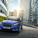 Ford Focus 2015 frontal exterior