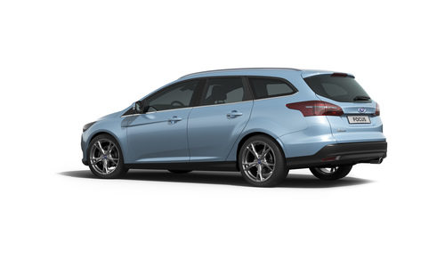 Restyling del Ford Focus 2015