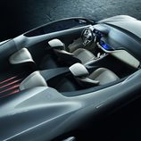 Habitáculo del Maserati Alfieri