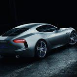 Maserati Alfieri tres cuartos trasero