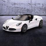 Alfa Romeo 4C Spider estudio de preserie