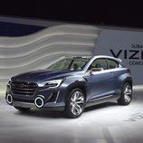 Presentación del Subaru VIZIV 2 CONCEPT