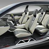 Subaru VIZIV 2 CONCEPT habitáculo