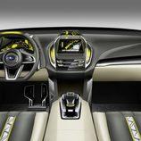 Tablero de mandos del Subaru VIZIV 2 CONCEPT
