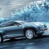 Subaru presenta el VIZIV 2 CONCEPT