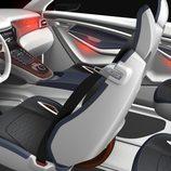 SsangYong XLV Concept: interior único