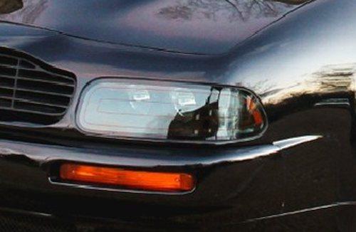 Será subastado el Aston Martin V8 Vantage V550 de Elton Jhon