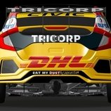 Honda Civic Type R de Tom Coronel