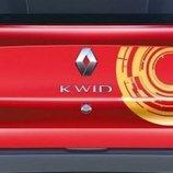 Renault Kwid se vistió de superheroes