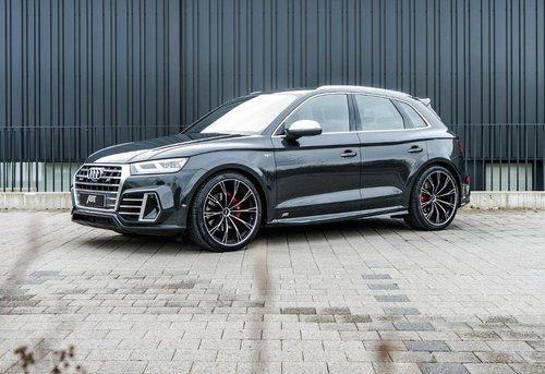 Audi y ABT presentan el SQ5 2018