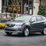Buick presentó un renovado Envision 2018