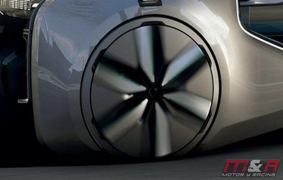 Renault EZ-GO, para contribuir con la movilidad urbana