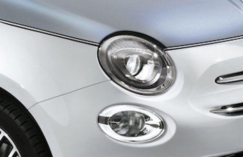 Fiat presenta el 500 Collezione