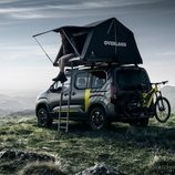 Peugeot presentó la eM02 FS Powertube