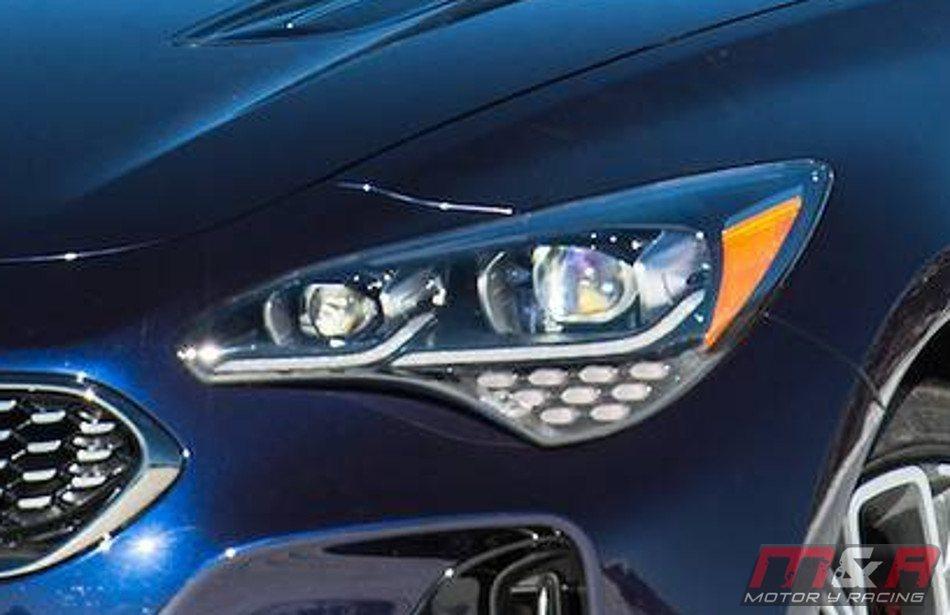 Kia presenta el Stinger GT Atlántica versión especial