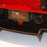 Zenvo impresiona con el nuevo TSR-S