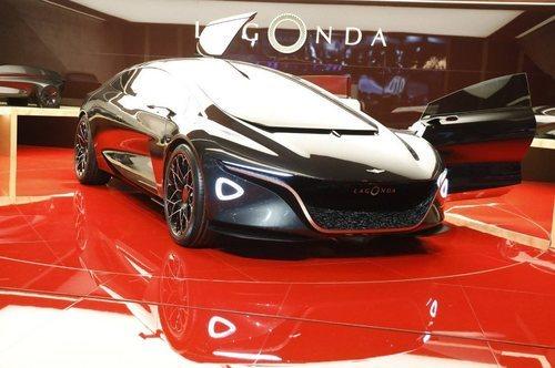 Aston Martin presentó el Lagonda Vision Concept