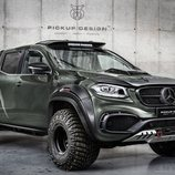 Mercedes Clase X 2018 by Carlex Design