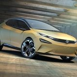 La firma de coches TATA confirmó el 45X