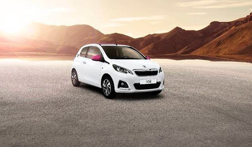 Peugeot actualiza su modelo 108