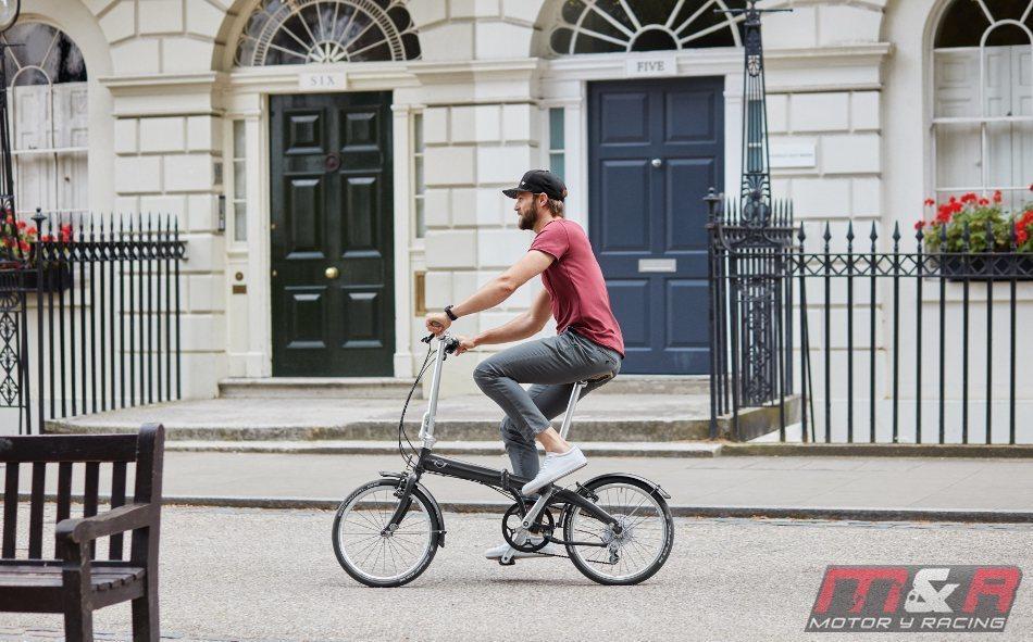 Nueva MINI Bicicleta Plegable