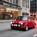 Mini presentó un modelo clásico eléctrico en Nueva York