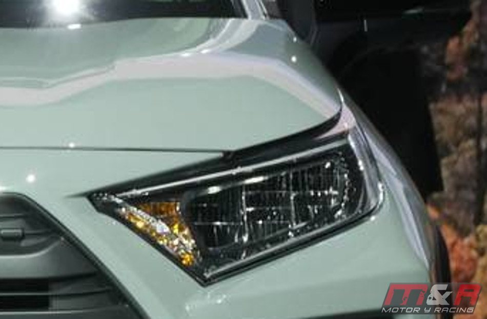 Toyota presentó el nuevo RAV4 2018