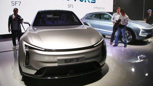 SF Motors Presenta el SF5 y el SF7