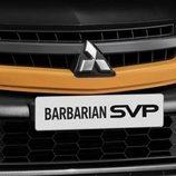 Mitsubishi lanzó el L200 Barbarian SVP II
