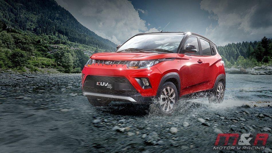 Mahindra presenta su nuevo KUV100