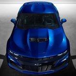 Chevrolet presentó la nueva imágen del Camaro