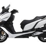 Nuevas Daelim XQ 125 y 300 cc