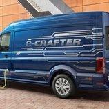Nueva MAN eTGE la furgoneta eléctrica