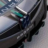 Pagani anunció el lanzamiento de