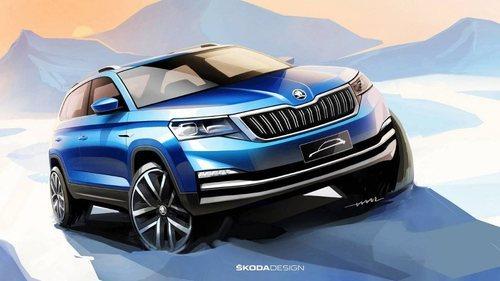 Skoda prepara un SUV para China