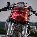 Engina, La nueva Indian Café Racer