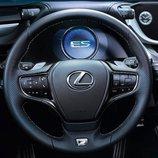 Lexus presentó el ES en Pekín