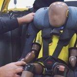 AxissFix Air, la primera silla para bebé con airbags