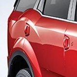 Mahindra presentó una mejora en el XUV500
