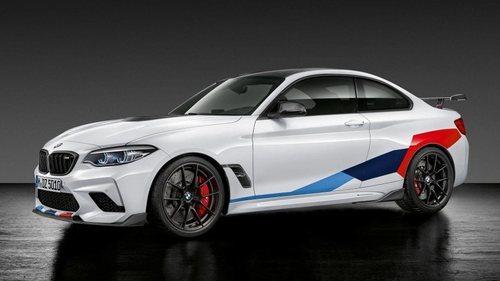 El BMW M2 Competition de M Performance