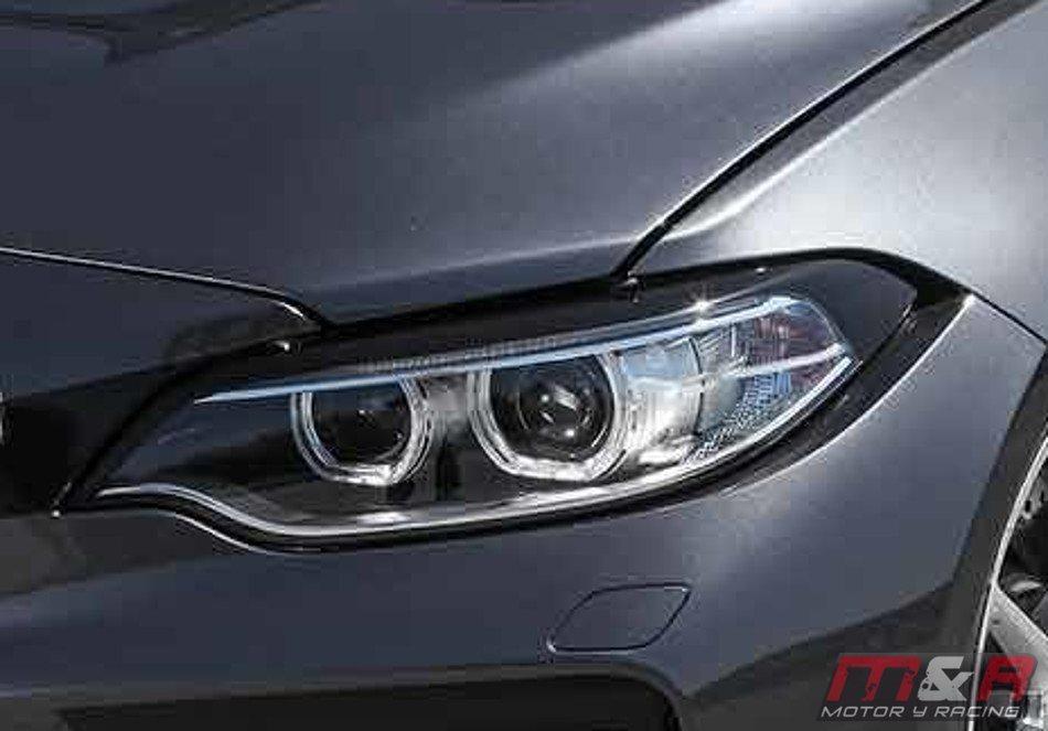 Se presentó el BMW M2 Cabrio de Lightweight