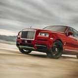 Ya está aquí el Rolls-Royce Cullinan