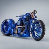 Deslúmbrate con la Harley-Davidson Bucherer Blue Edition
