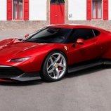 Se presentó el Ferrari SP38