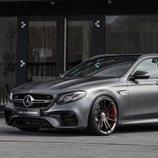 El Mercedes-AMG E63 S Estate