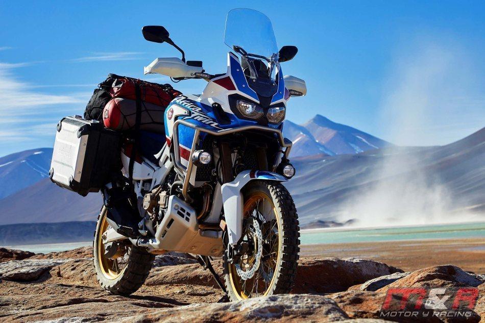 Nueva Honda Africa Twin Adventure Sport 2018