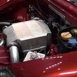 Porsche Boxster biturbo by Bisimoto