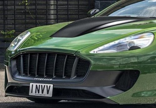 Aston Martin Vanquish Vengeance by Kahn Design