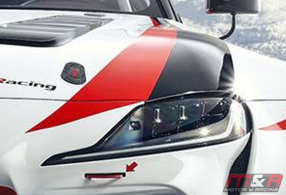 El nuevo Toyota Supra GRMN 2019